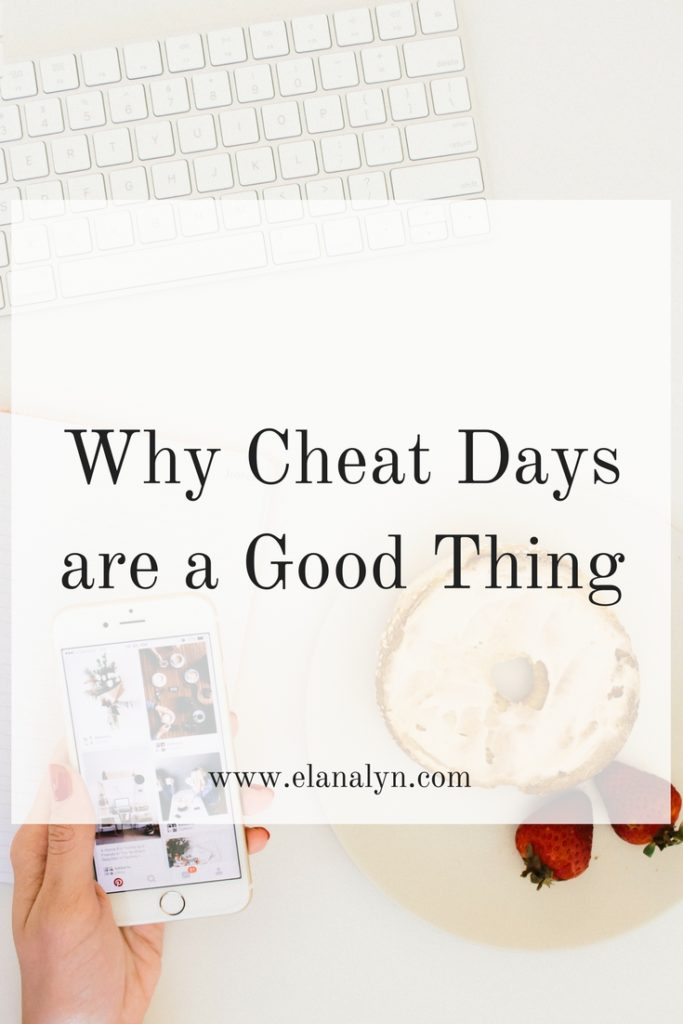 Why Cheat Days are a Good Thing