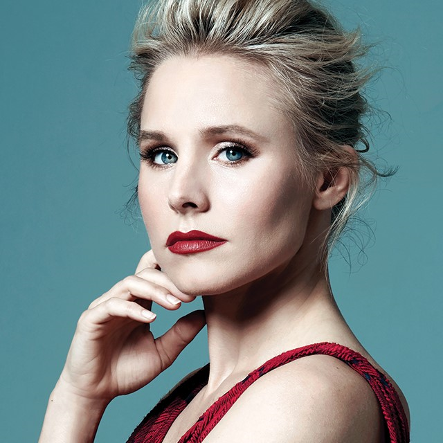Kristen bell actress with